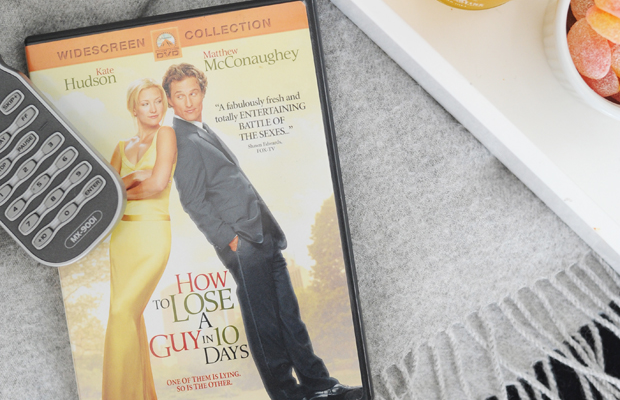 {Treats + one of my fave embarrassing romantic comedies}