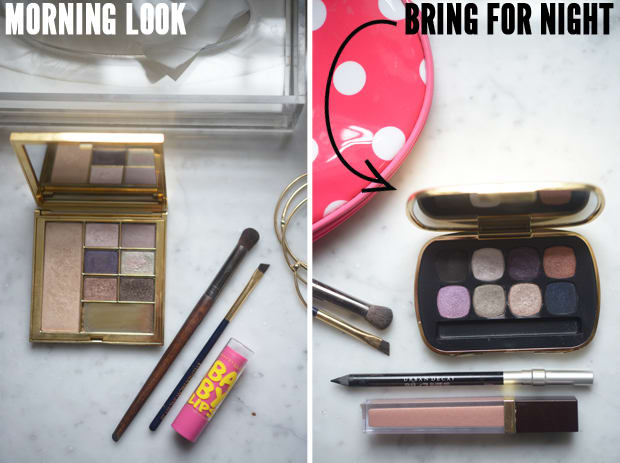 Day To Night Under Eyeshadow Cupcakes Amp Cashmere