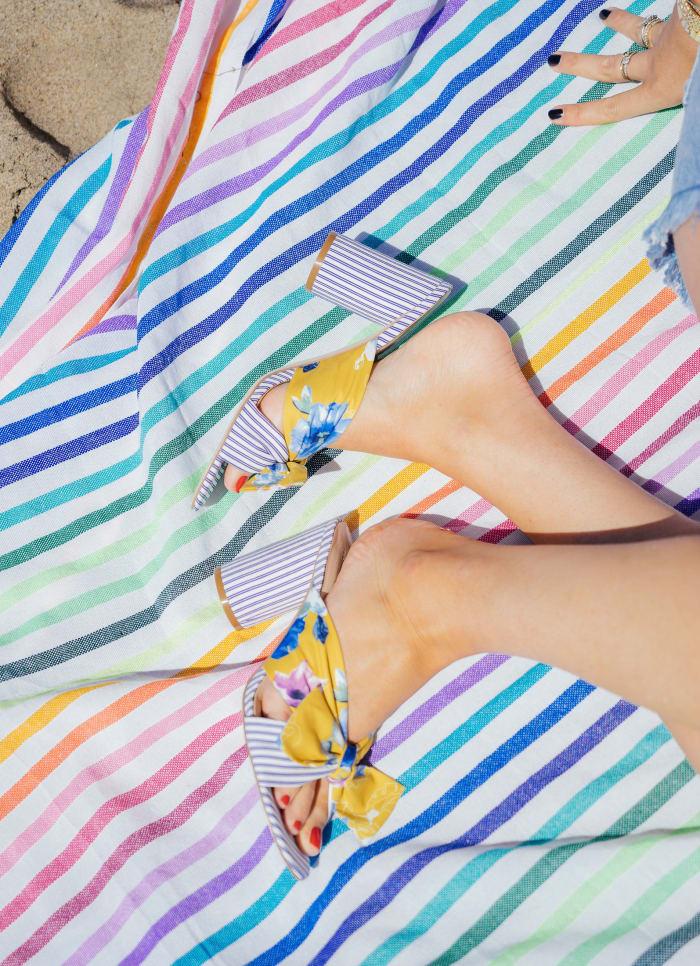 Notre collection de chaussures de couleur bonbon est là juste à temps pour l'été!