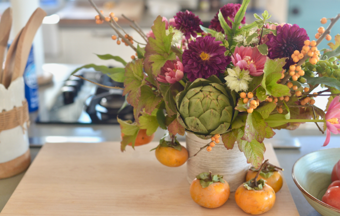 La tendance florale d'automne que j'aime en ce moment
