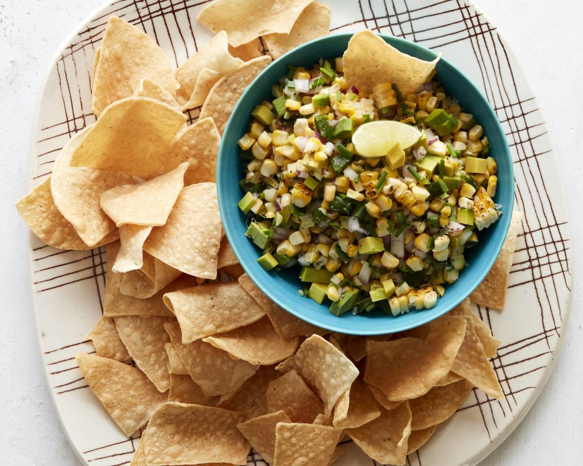 Cupcakes + Cashmere : Grilled Corn Avo Salsa 4.jpg