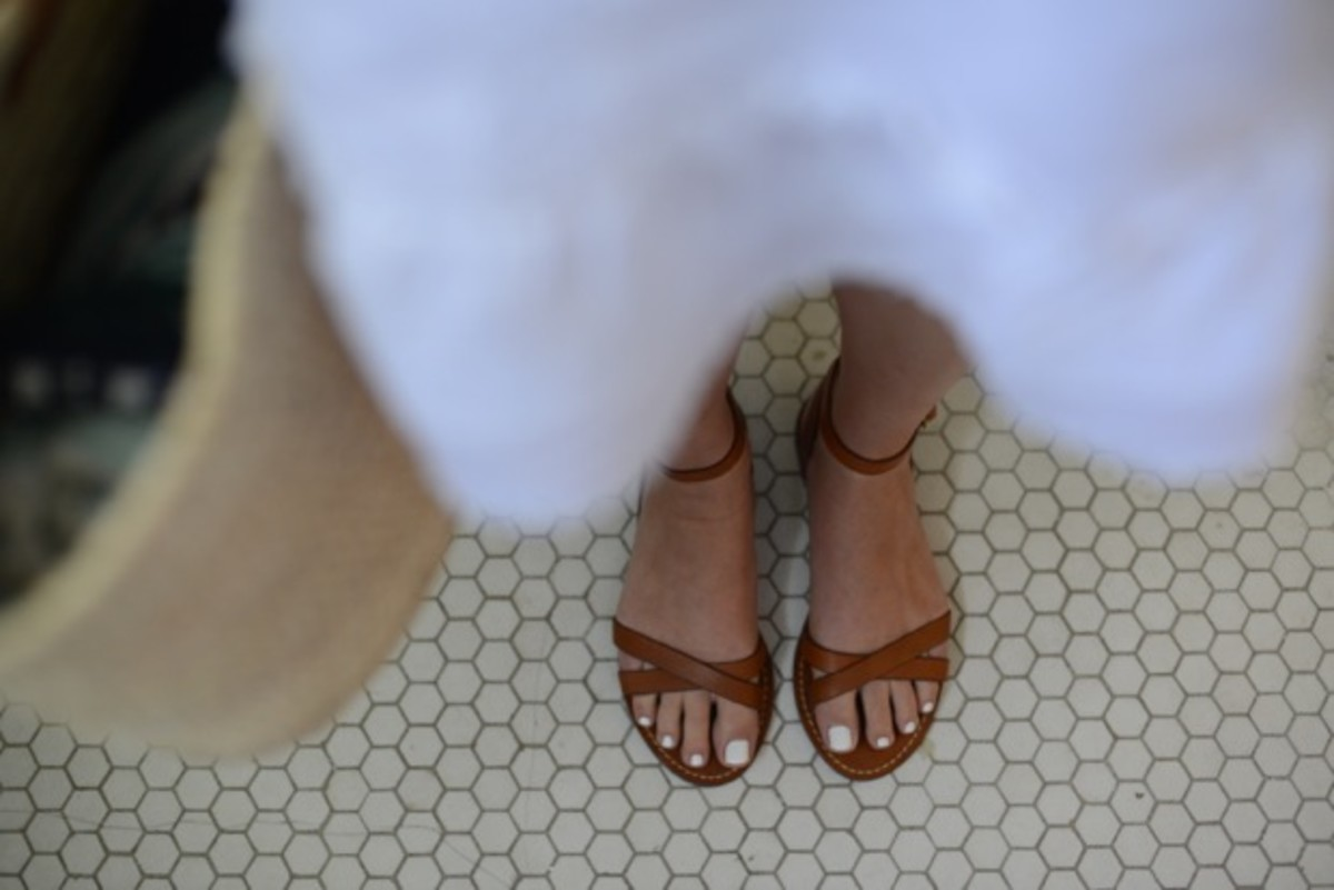 white-polish-tan-sandals