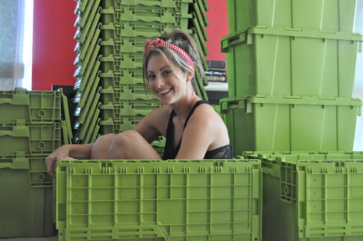 Me-in-box
