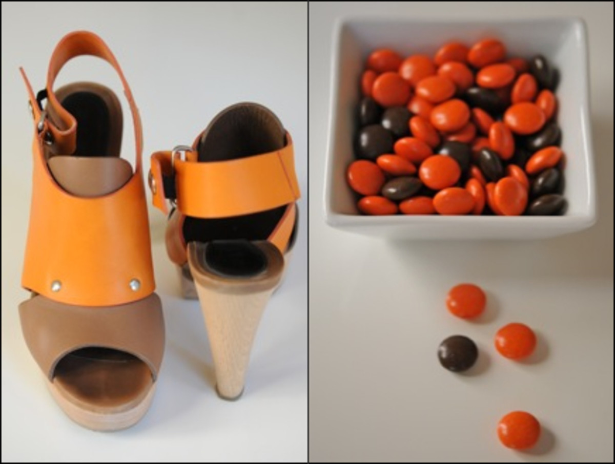 {Marni + Reese's Pieces}