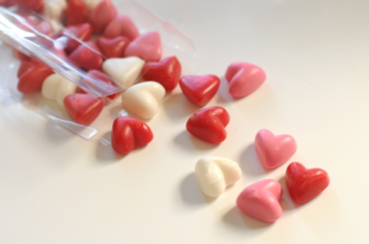 heart-candies