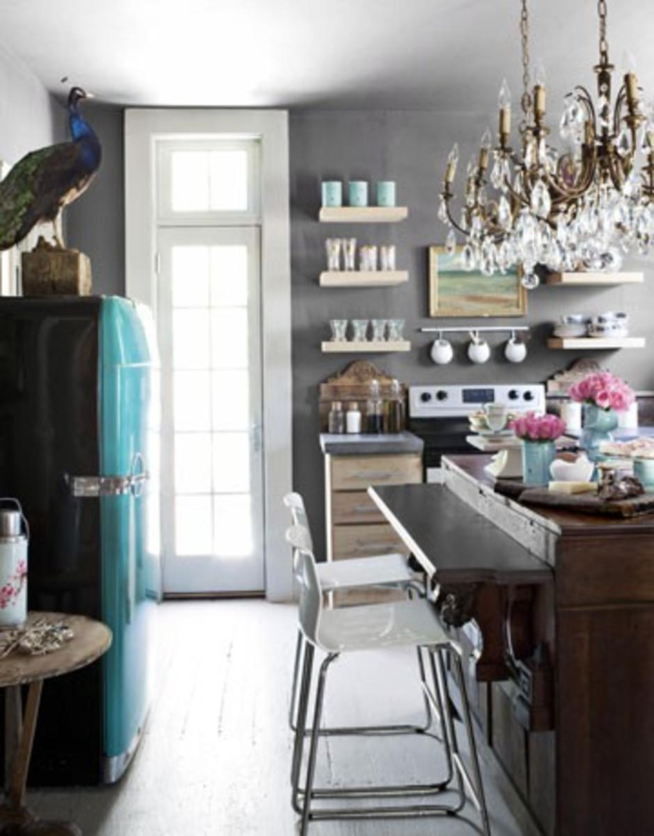 gray-kitchen