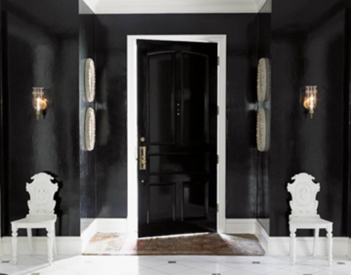 black-home
