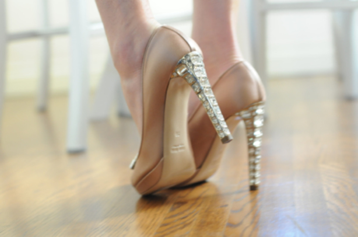 wedding-heel