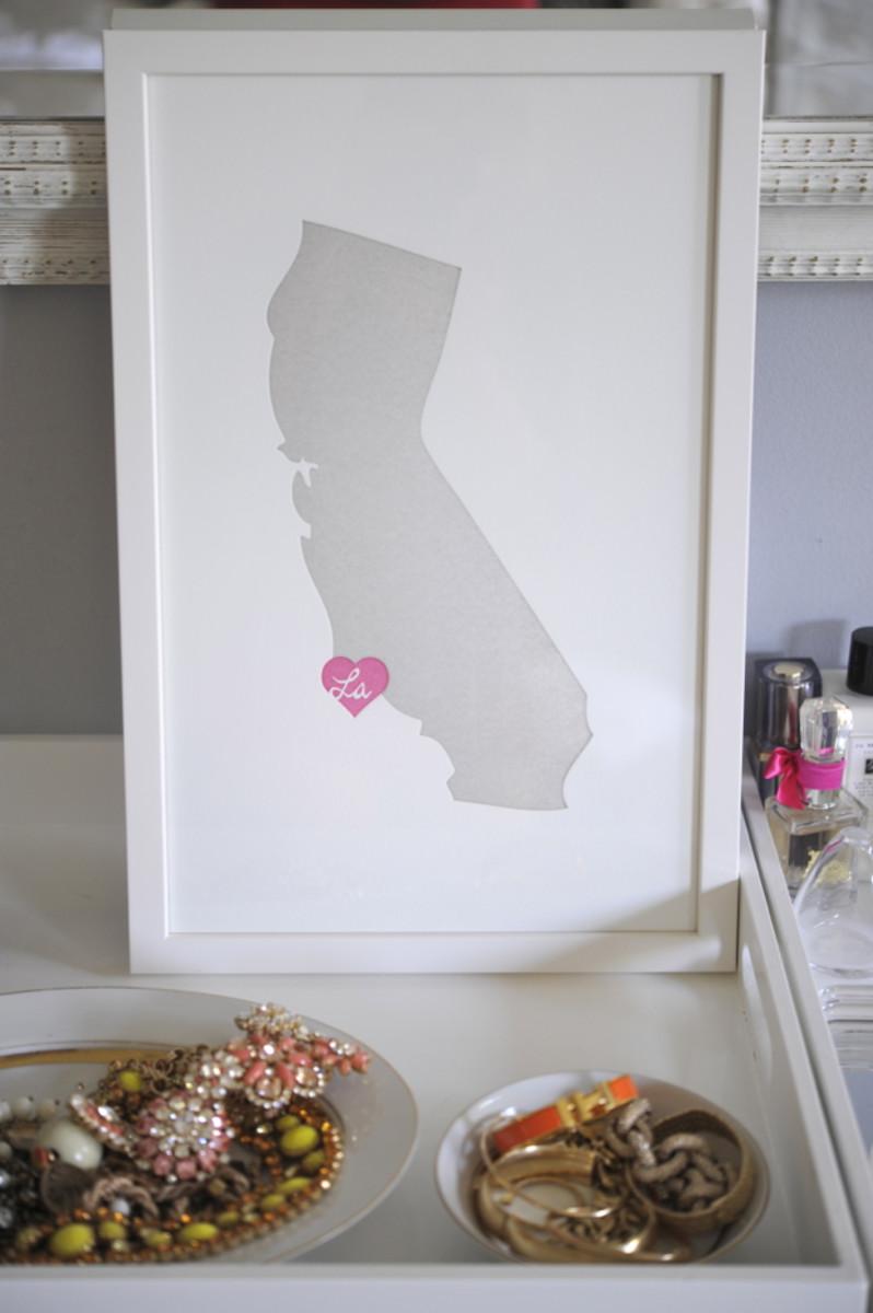 LA-frame
