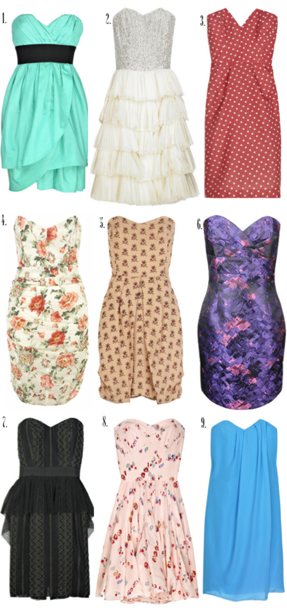 Sweetheart-Dresses