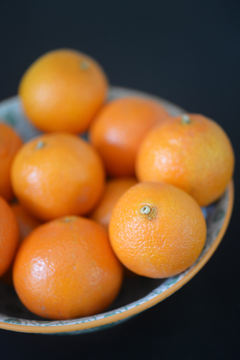 {The best Paige Clementines from the farmers' market}