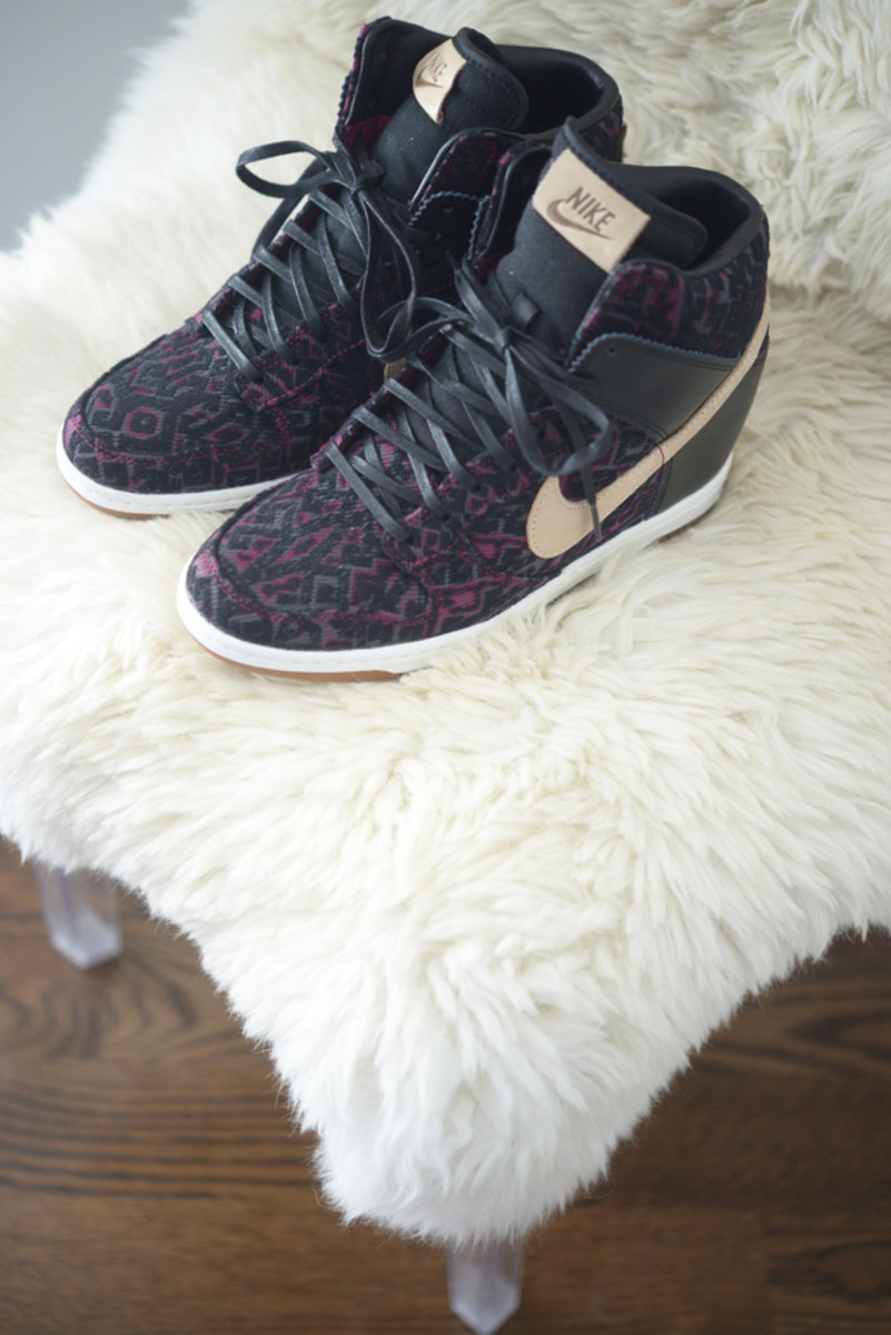 {New kicks that have quickly become my go-to shoes}