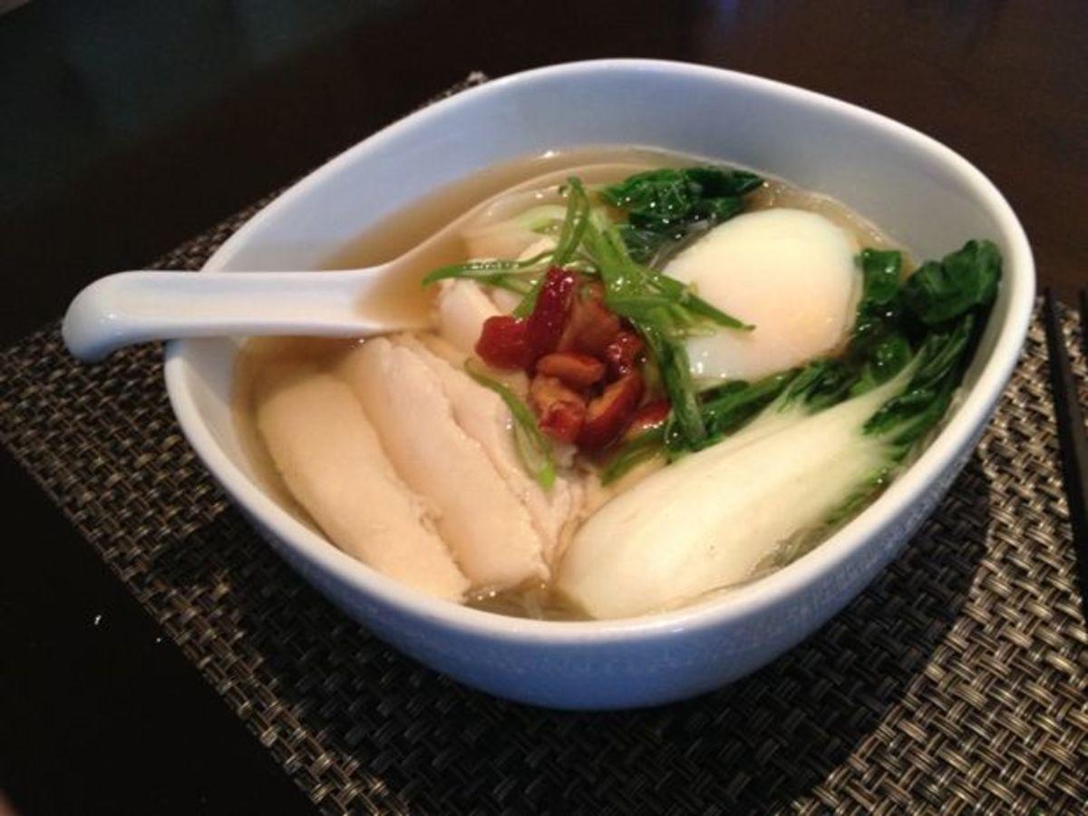 Lukshon-soup