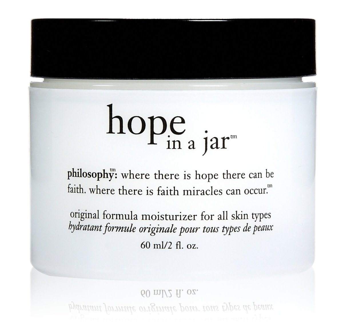 philosphy hope in a jar
