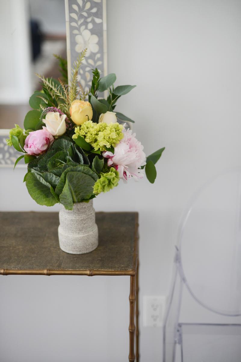 {New favorite vase + summer florals}