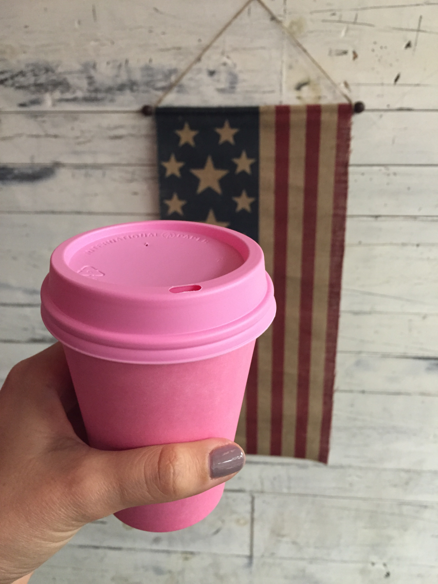 {What all to-go cups should look like}
