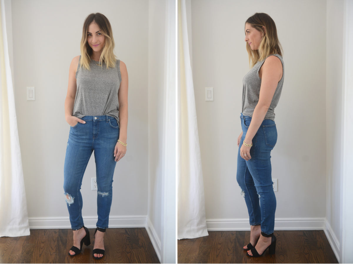 Best Of: High-Waisted Skinny Jeans - Cupcakes & Cashmere