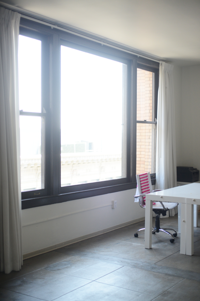 {Our new offices!}