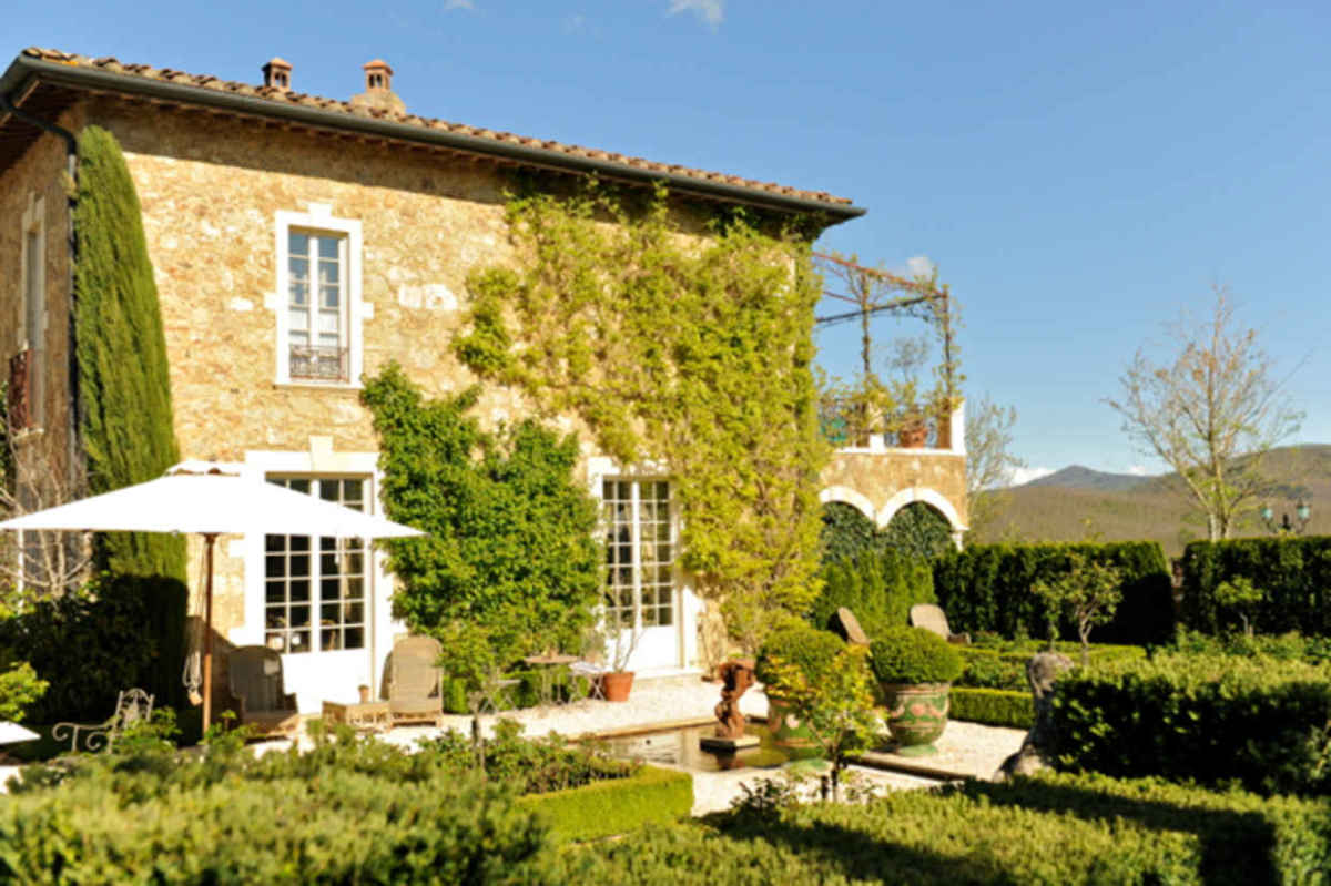 Villa at Borgo Santo Pietro