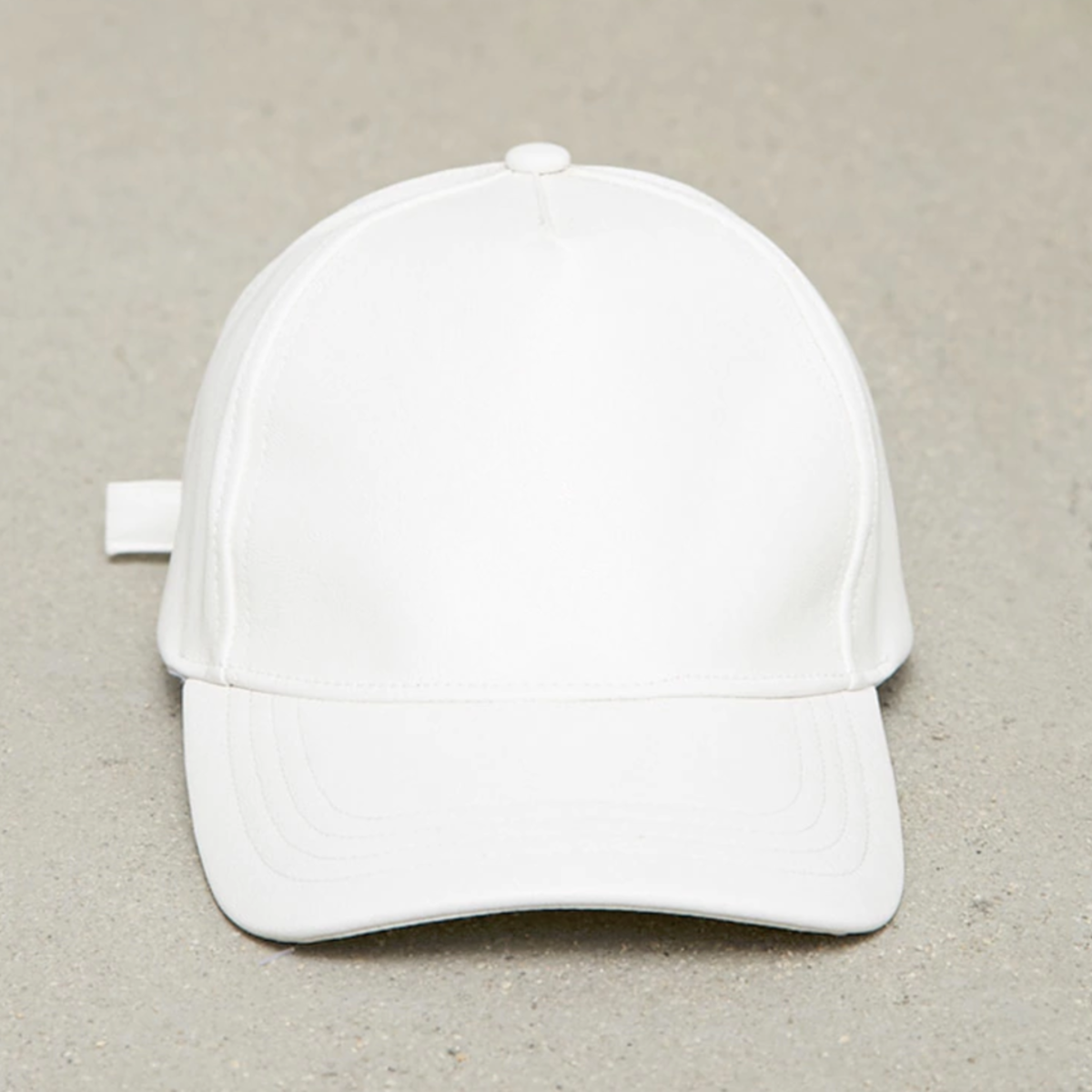 Shop the Item: Faux Leather Baseball Cap ($10) - This simple cap will also be accompanying me to dance class
