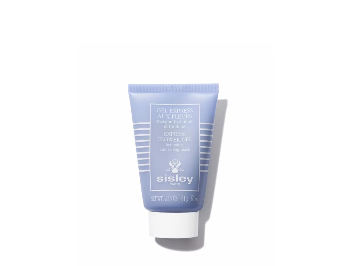 Sisley Express Flower Gel Mask - JPEG