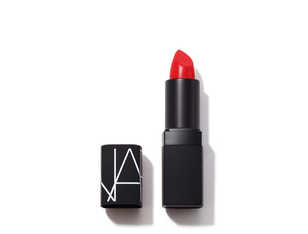 NARS Lipstick in Jungle Red - JPEG