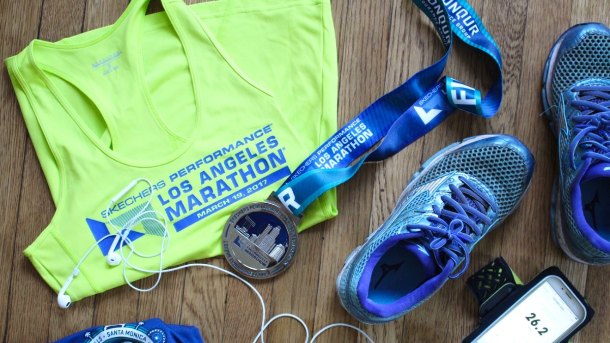 Marathon Hero