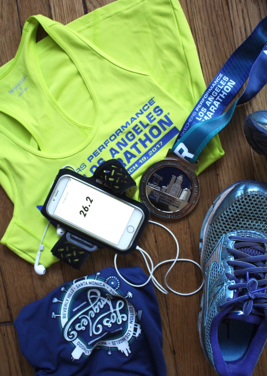 Everything You Ever Wanted to Know About Running a Marathon