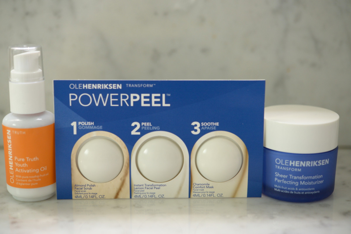 Ole Henriksen Power Peel2