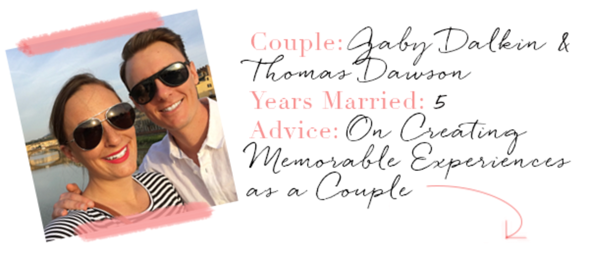 Gaby and Thomas Marriage Advice 2