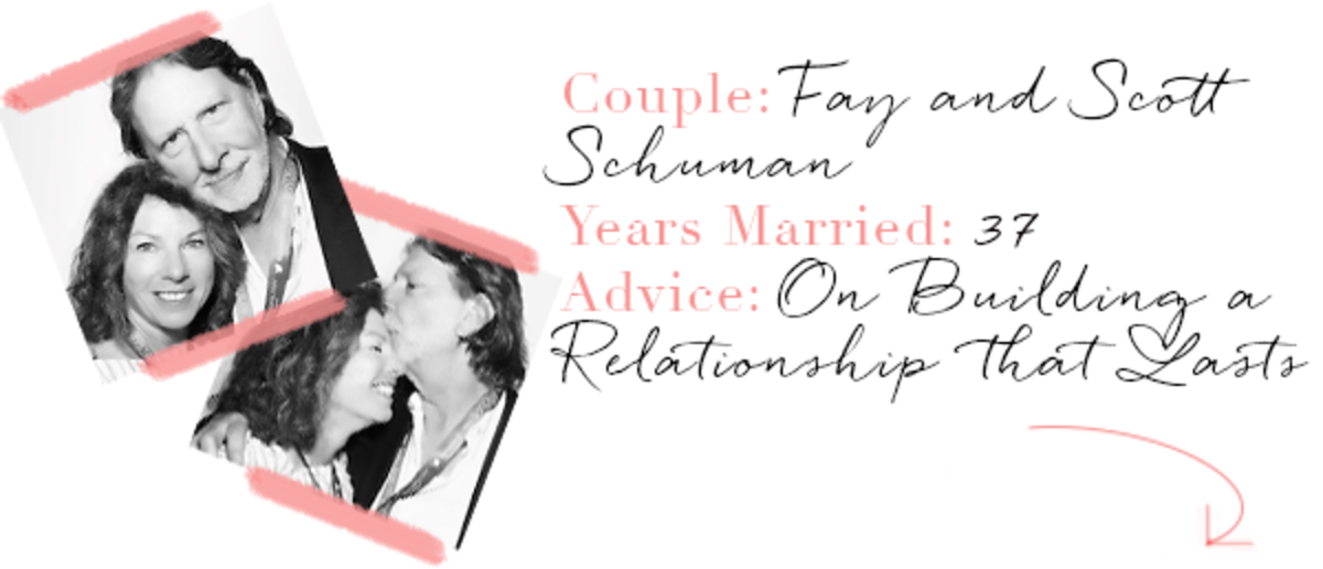 Fay and Scott Marriage Advice