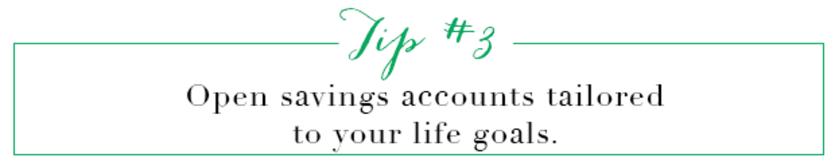 open savings accounts
