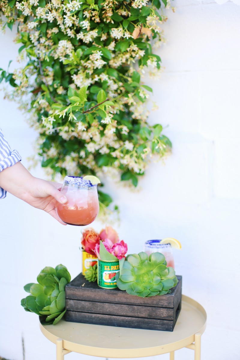 DIY Margarita Bar9