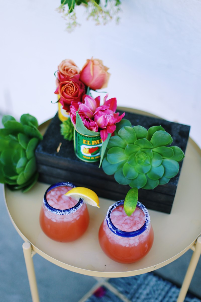 DIY Margarita Bar11