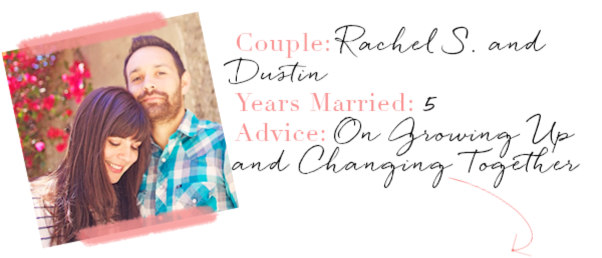 Rachel and Dustin Marriage Advice updated