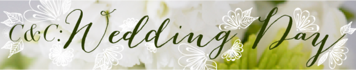 C&C Wedding Day Banner-01