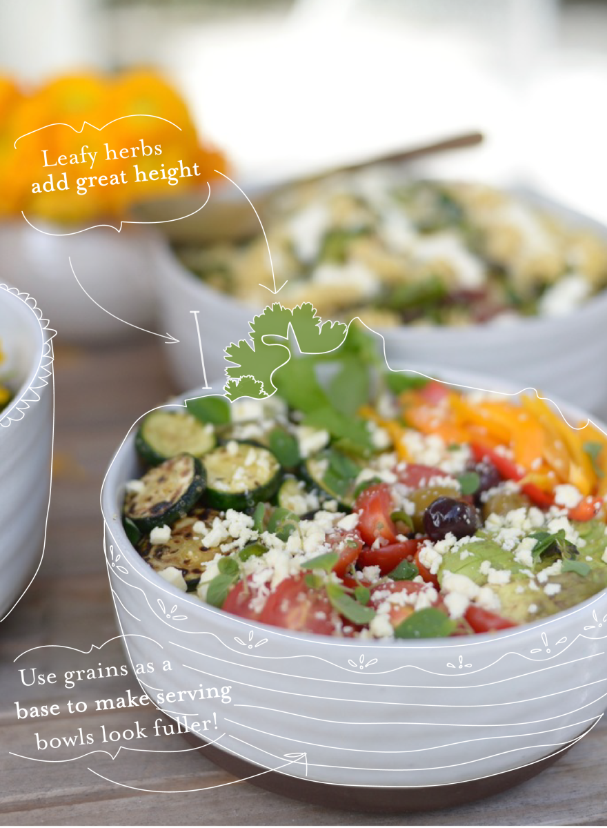 Nesting salad bowls available here
