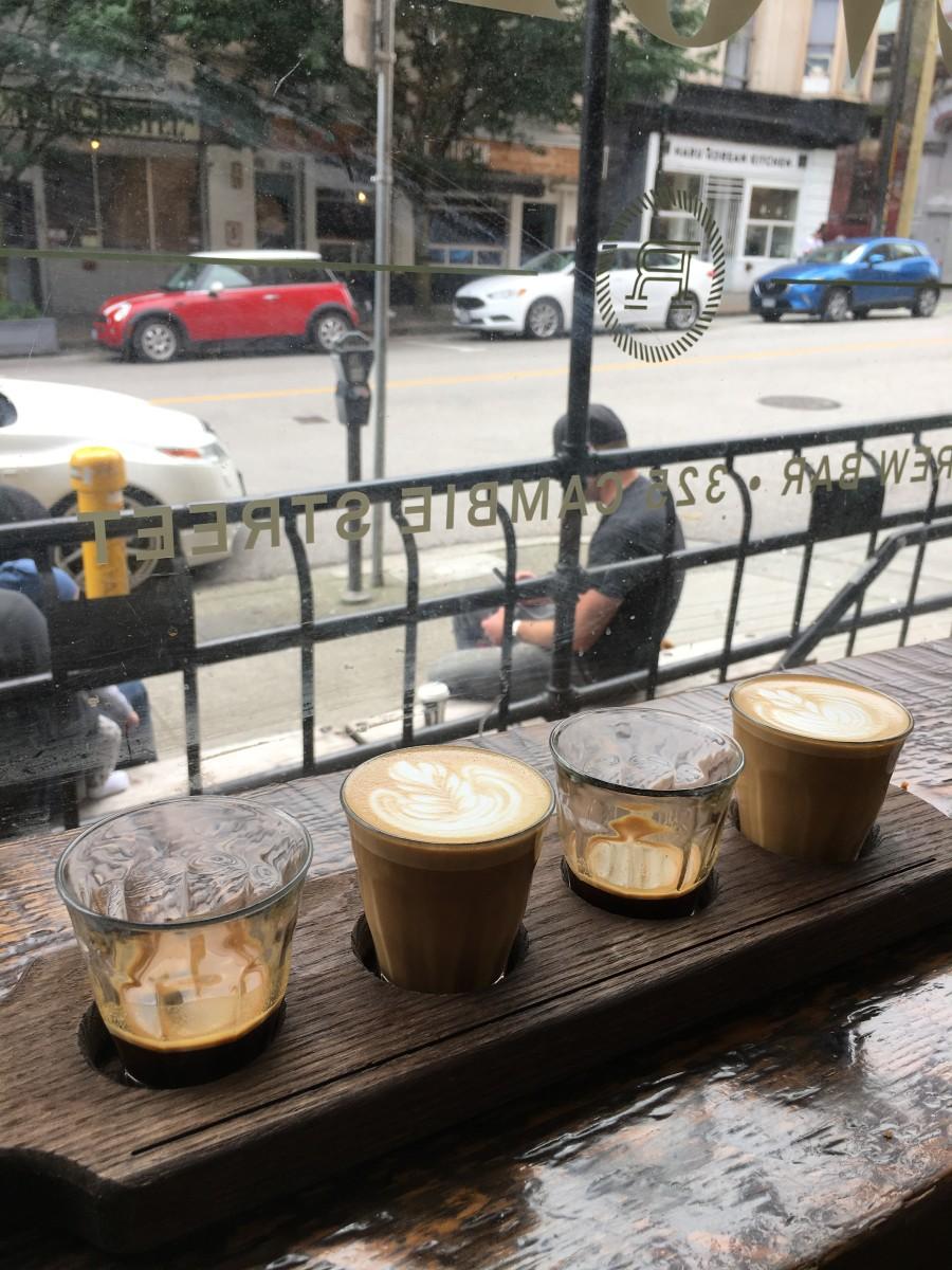 Espresso at Revolver