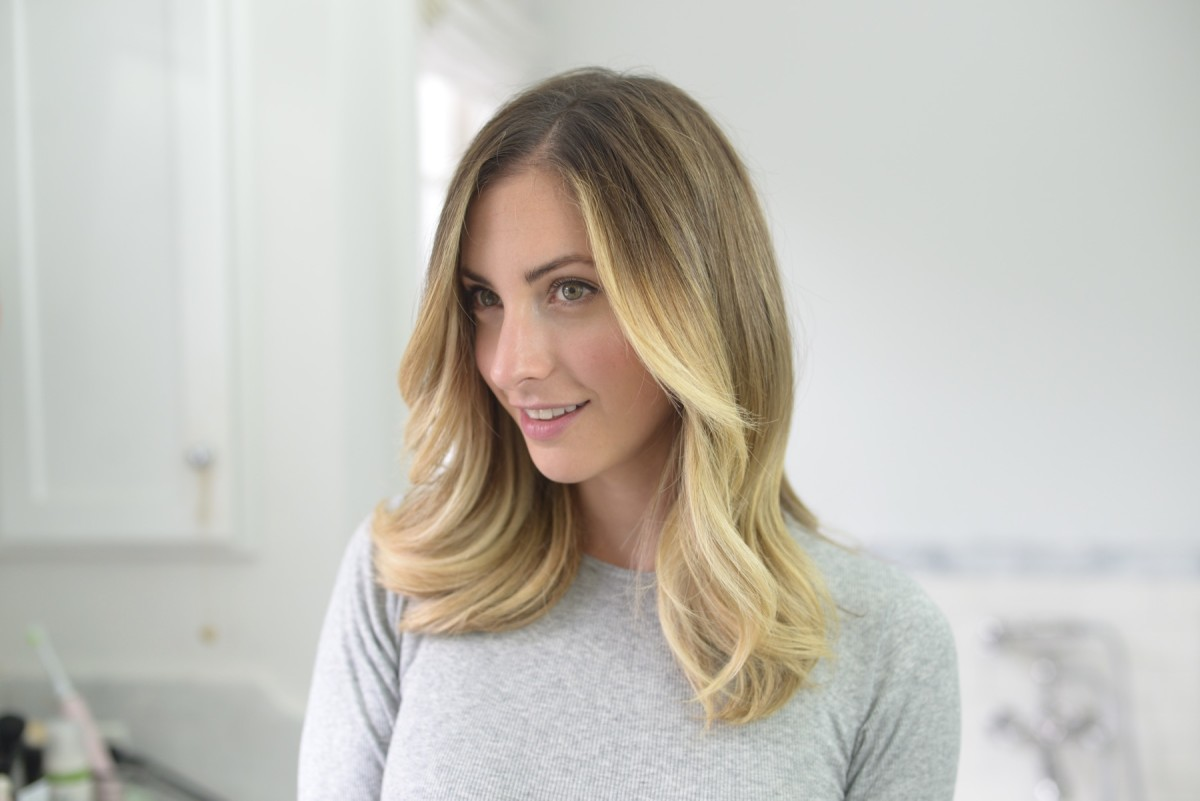 How I Achieve the Perfect Blowout8