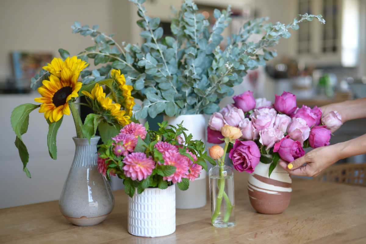 The 5 Vases You Need For Having Fresh Flowers Cupcakes Cashmere