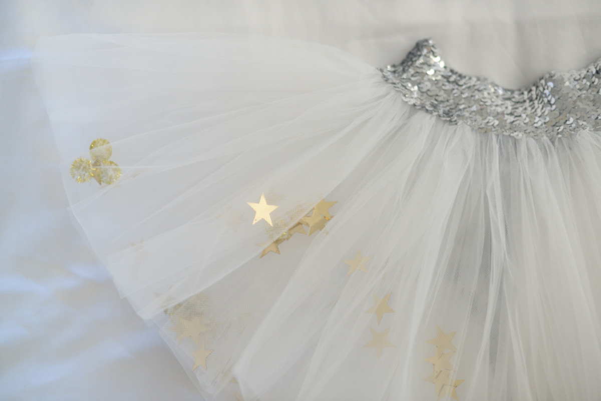 {The tutu of Sloan's dreams}