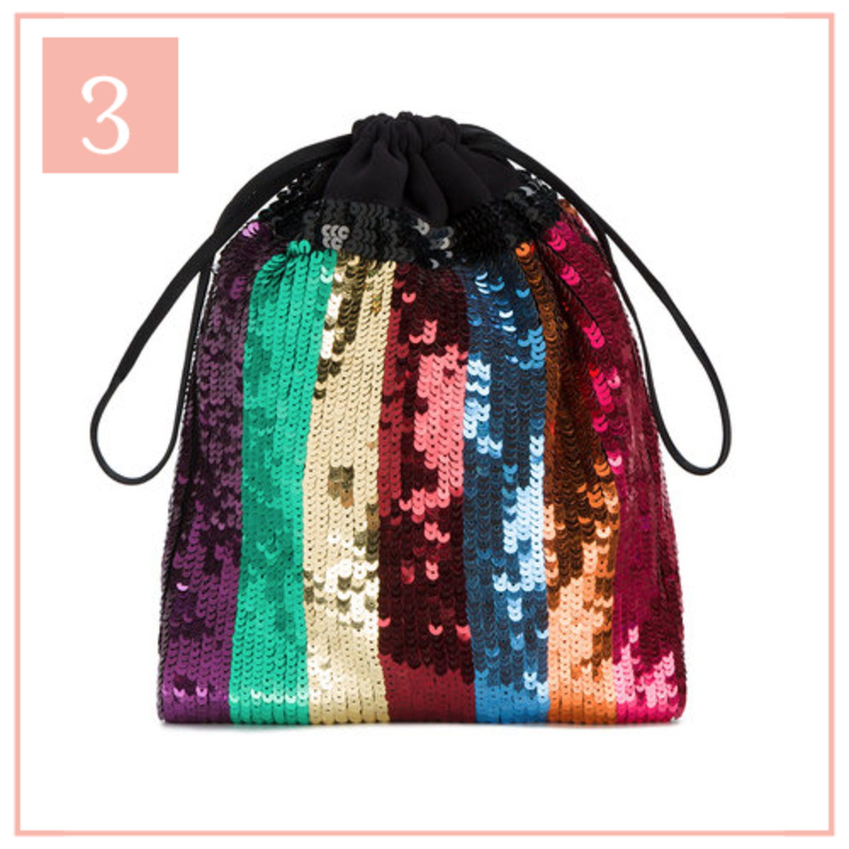 The 10 Pieces I Have My Eye on for Fall _Sparkly Evening Bag