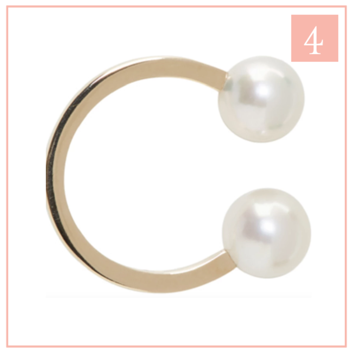 The 10 Pieces I Have My Eye on for Fall _Pear Ear Cuff