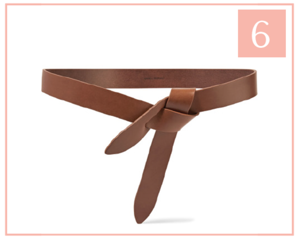 The 10 Pieces I Have My Eye on for Fall _Knot Belt