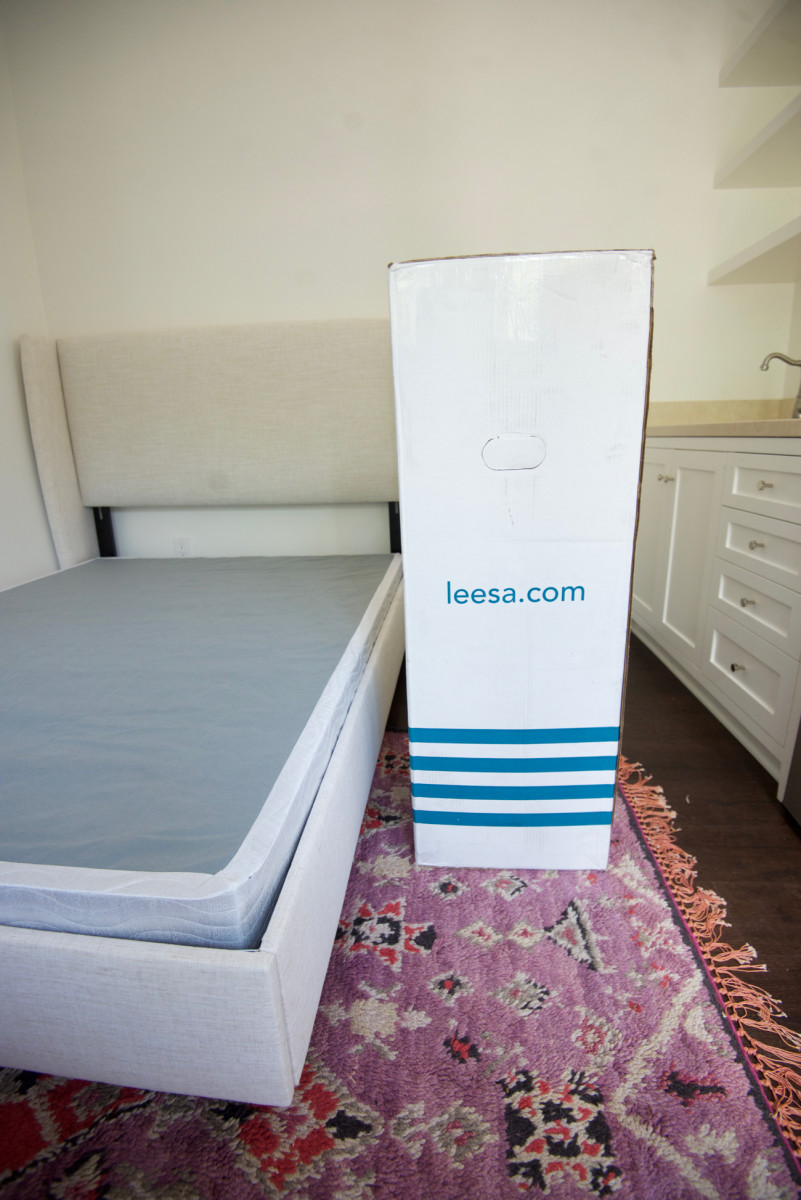 leesa in box, vertical.jpg