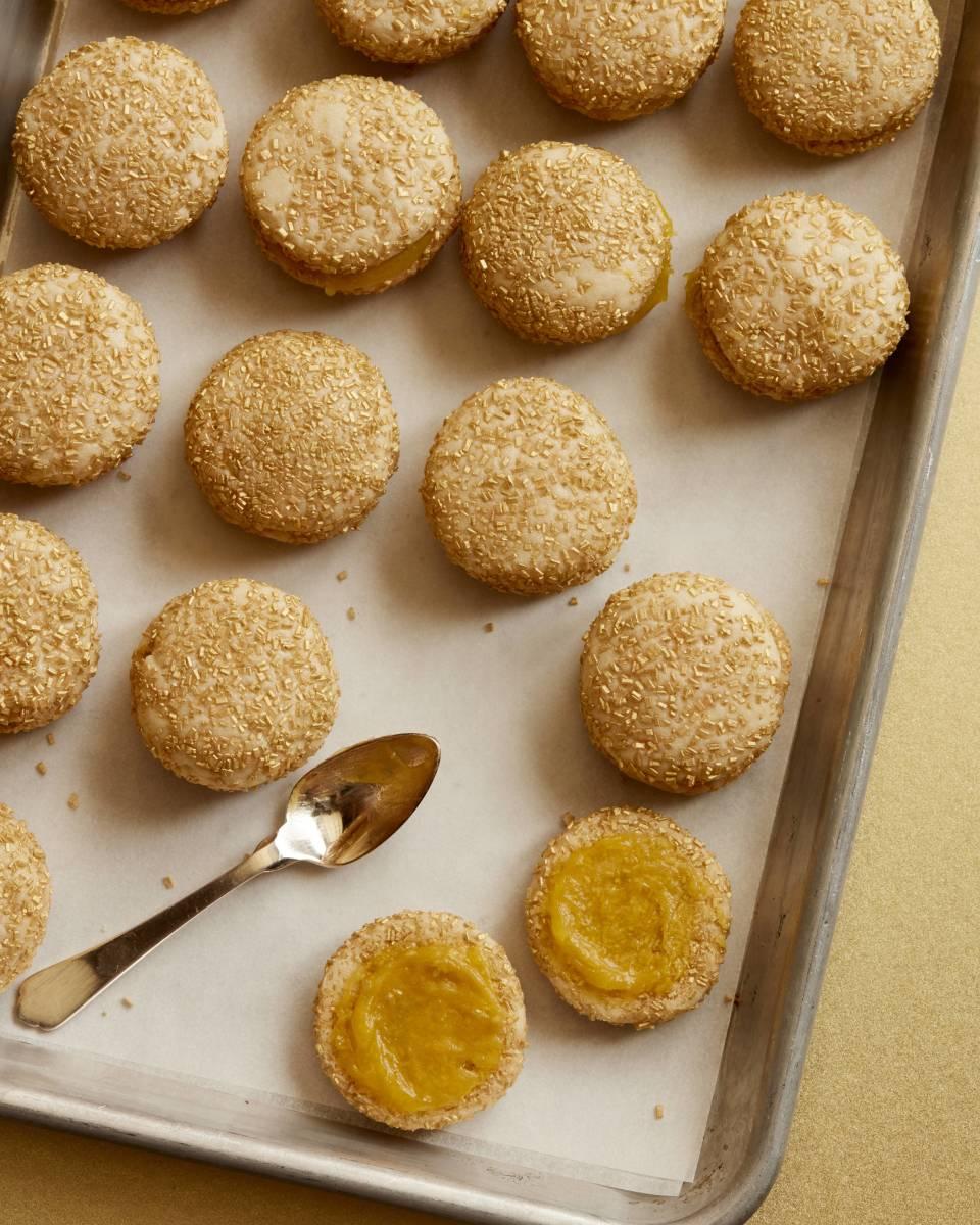 Cupcakes :: Gold Medal Lemon Curd Sandwich Cookies 5.jpg