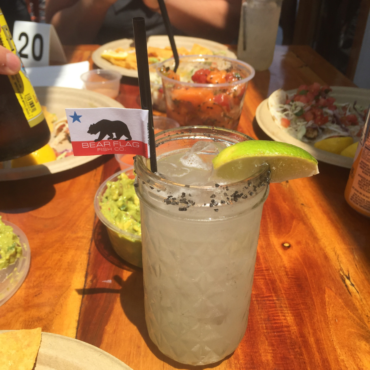 Margaritas to kick off the weekend