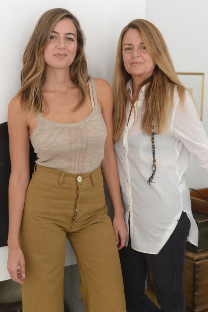 Dorianne Passman, left, and her mom, Thea Segal, of Thea Home Inc