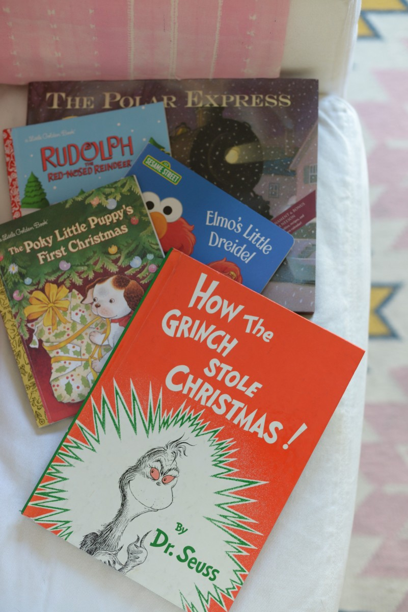 {Holiday books for Sloan}