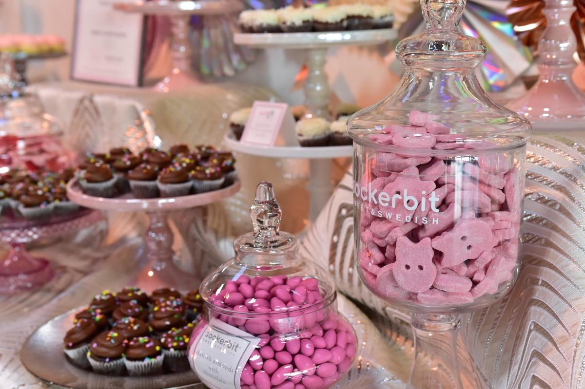 The Sockerbit sweet bar